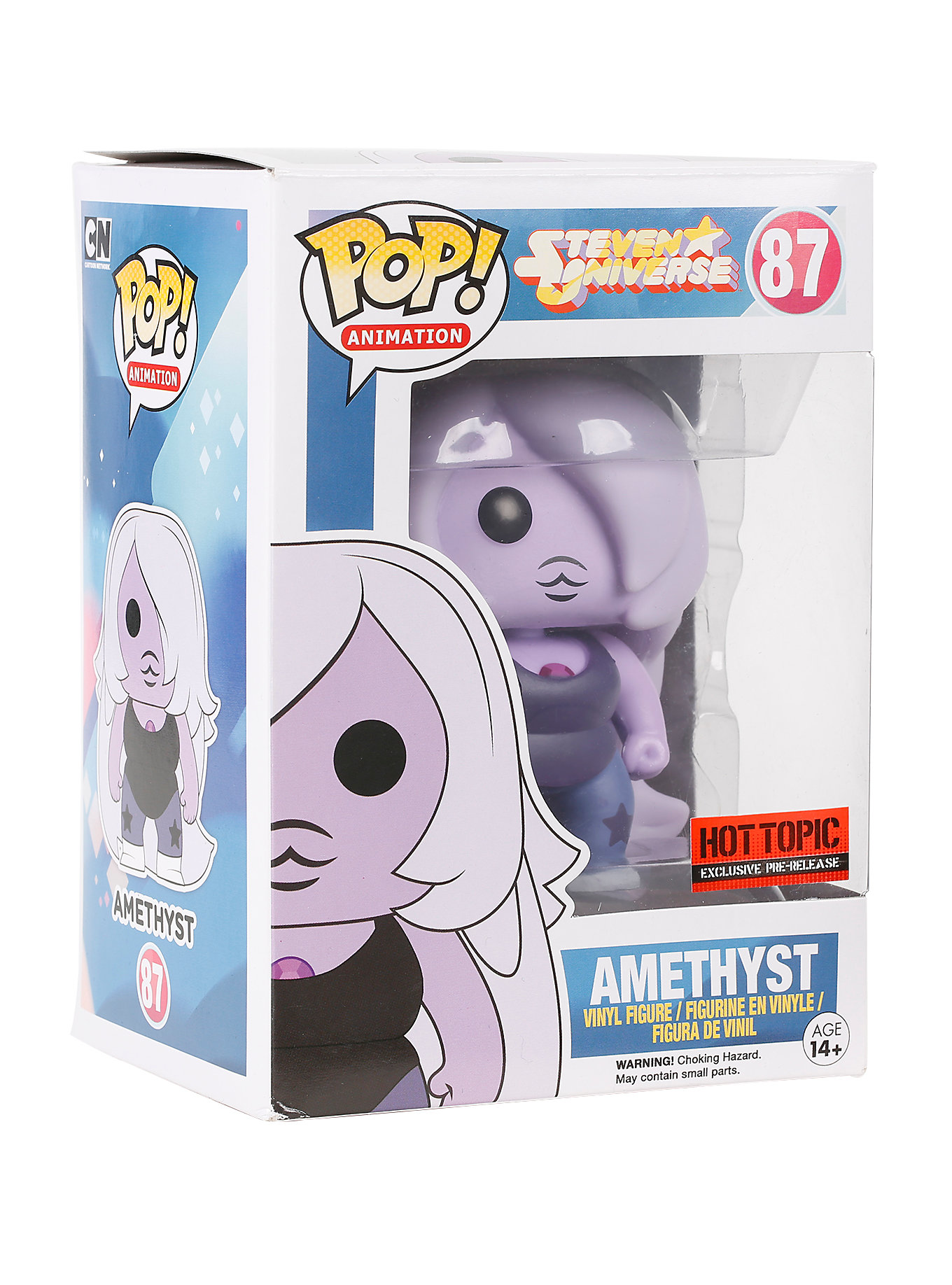 AMETHYST HOT TOPIC EXCLUSIVE PRE-RELEASE