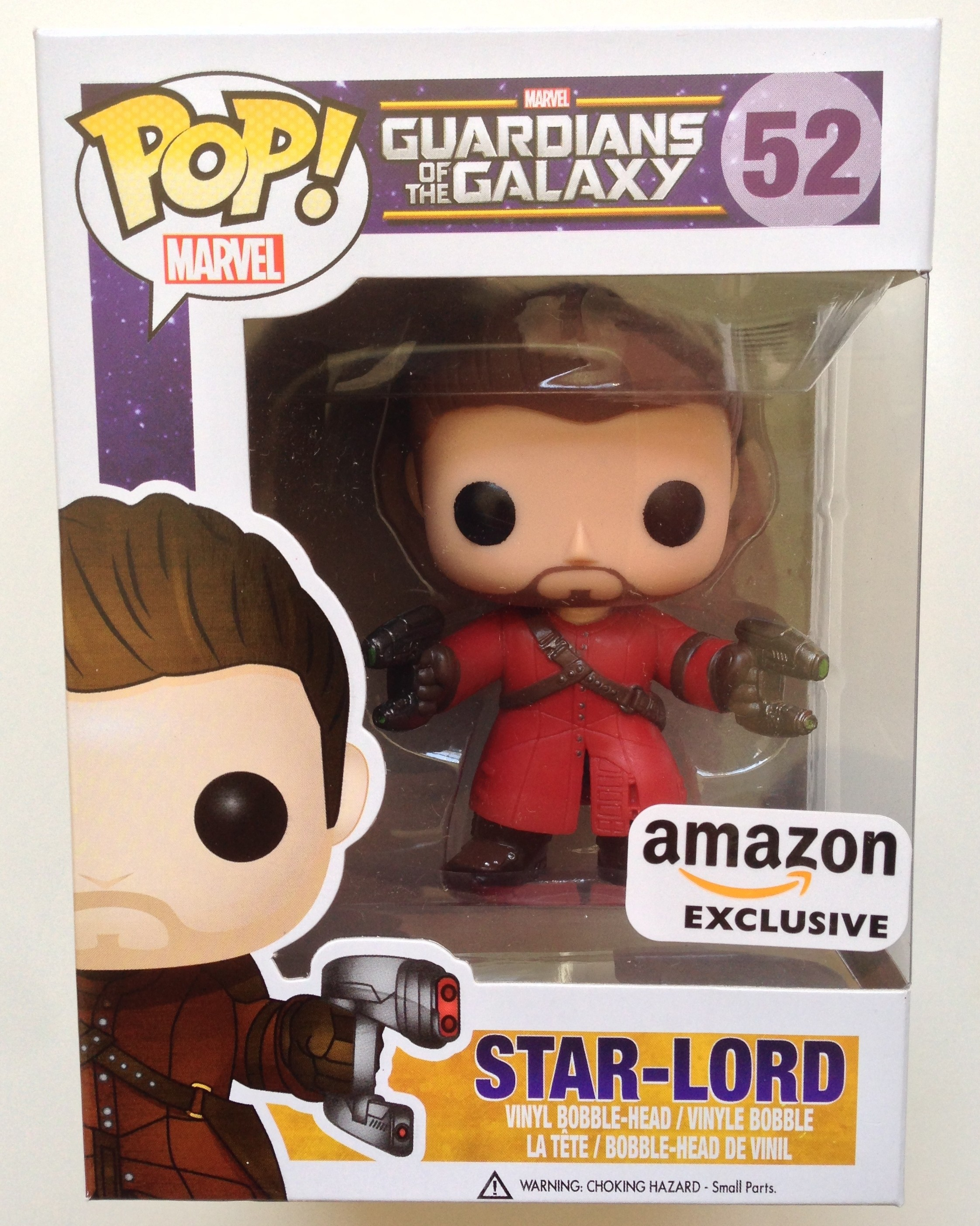 Star Lord Unmasked Amazon Exclusive 52 Wize Guys