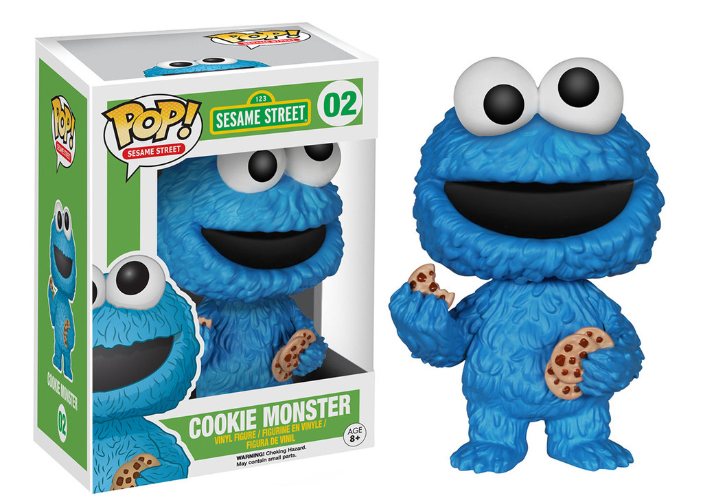 COOKIE MONSTER #02