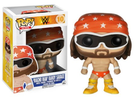 """MACHO MAN"" RANDY SAVAGE #10"