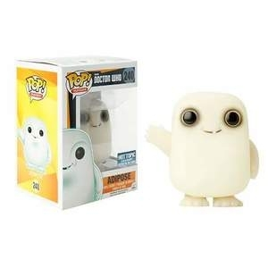 ADIPOSE GLOW IN THE DARK DR WHO TV SHOW FUNKO POP