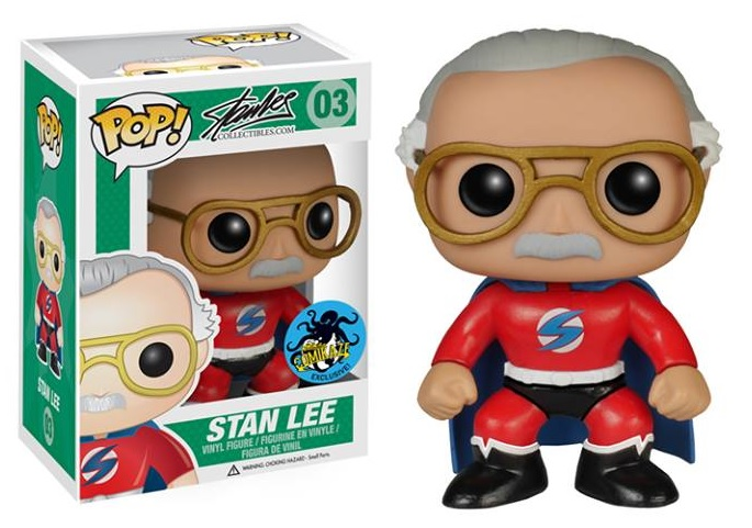 Stan Lee Product Categories Wize Guys Collectibles
