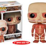 Funko Pop Animation Attack On Titan 23 Colossal 6 inch Titan
