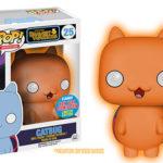 Funko Pop Animation Bravest Warriors Catbug 25 New York Comic Con Exclusive NYCC