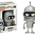 Funko Pop Animation Futurama Bender 29