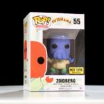 Funko Pop Animation Futurama Blue Zoidberg 55 Hot Topic Exclusive