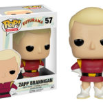 Funko Pop Animation Futurama Zapp Brannigan 57