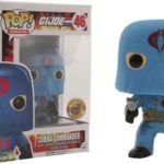 Funko Pop Animation GI Joe Cobra Commander 46 Bail Exclusive