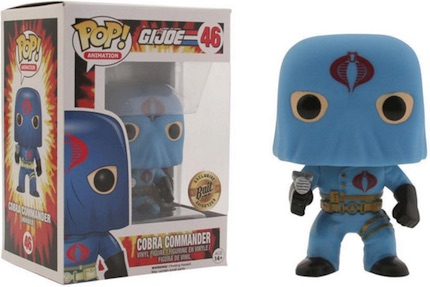 COBRA COMMANDER BAIT EXCLUSIVE #46