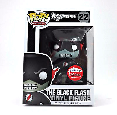 THE BLACK FLASH FUGITIVE EXCLUSIVE #22