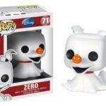 Funko Pop Disney Nightmare Before Christmas Zero 71