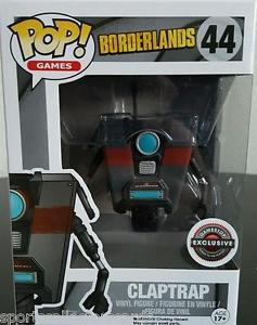 CLAPTRAP GAMESTOP EXCLUSIVE #44