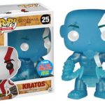 Funko Pop Games God of War Kratos 25 Funko New York Comic Con Limited Edition NYCC