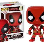 Funko Pop Marvel 111 Deadpool