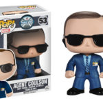 Funko Pop Marvel Agents of Shield Agent Coulson 53