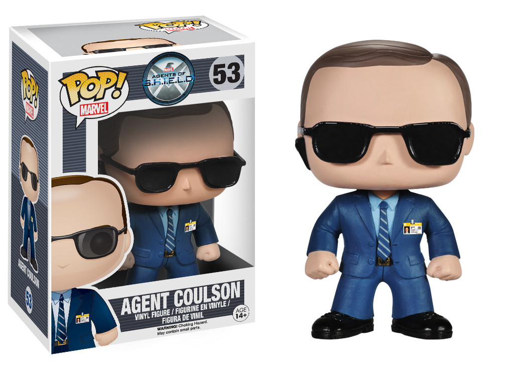 AGENT COULSON #53