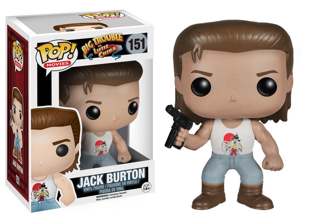 JACK BURTON #151