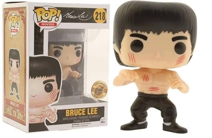 BRUCE LEE SCRATCH MARKS BAIT EXCLUSIVE #218