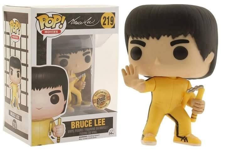 BRUCE LEE BAIT EXCLUSIVE #219