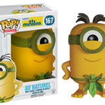 Funko Pop Movies The Minions Au Naturel 167