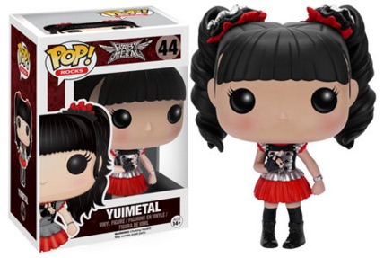 Funko Pop Rock Baby Metal Yuimetal 44