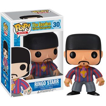 Funko Pop Rock The Beatles Yellow Submarine Ringo Starr 30