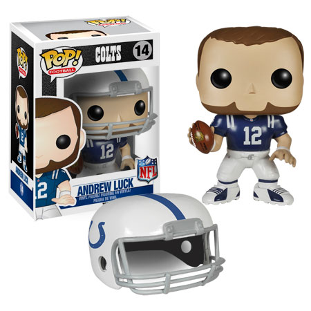 Funko Pop Sports Football Andrew Luck Indianapolis Colts 14