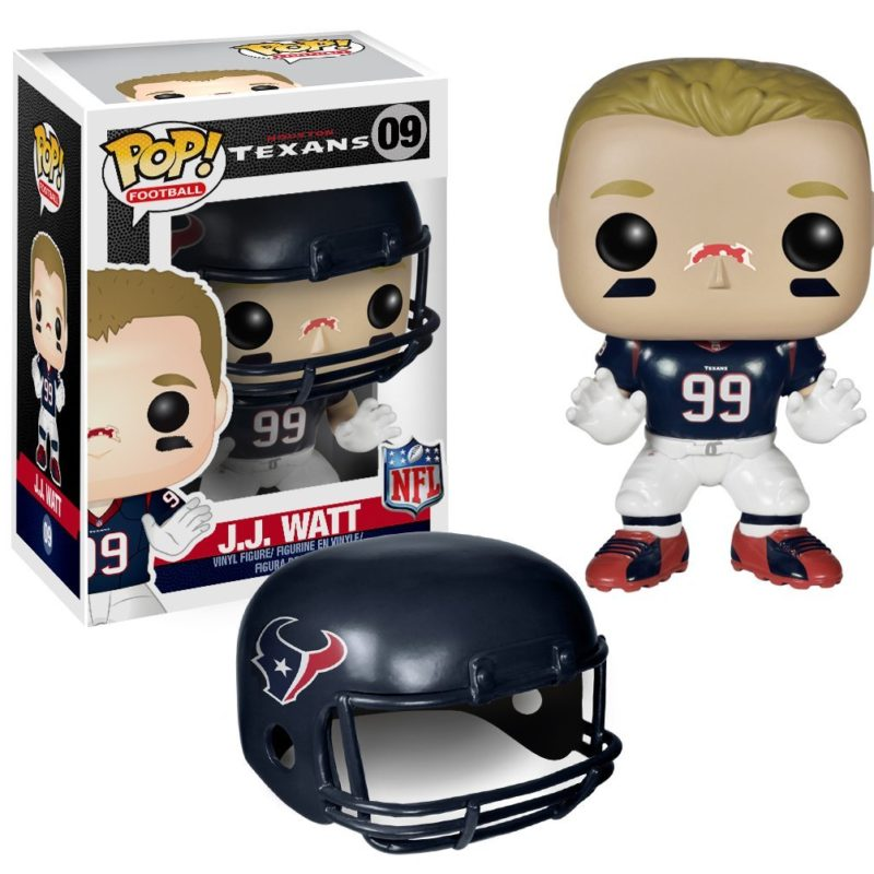 Funko Pop Sports Football Texans J.J Watt 09