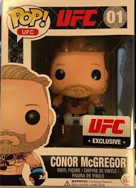 Funko Pop UFC Conor McGregor 01 UFC Exclusive