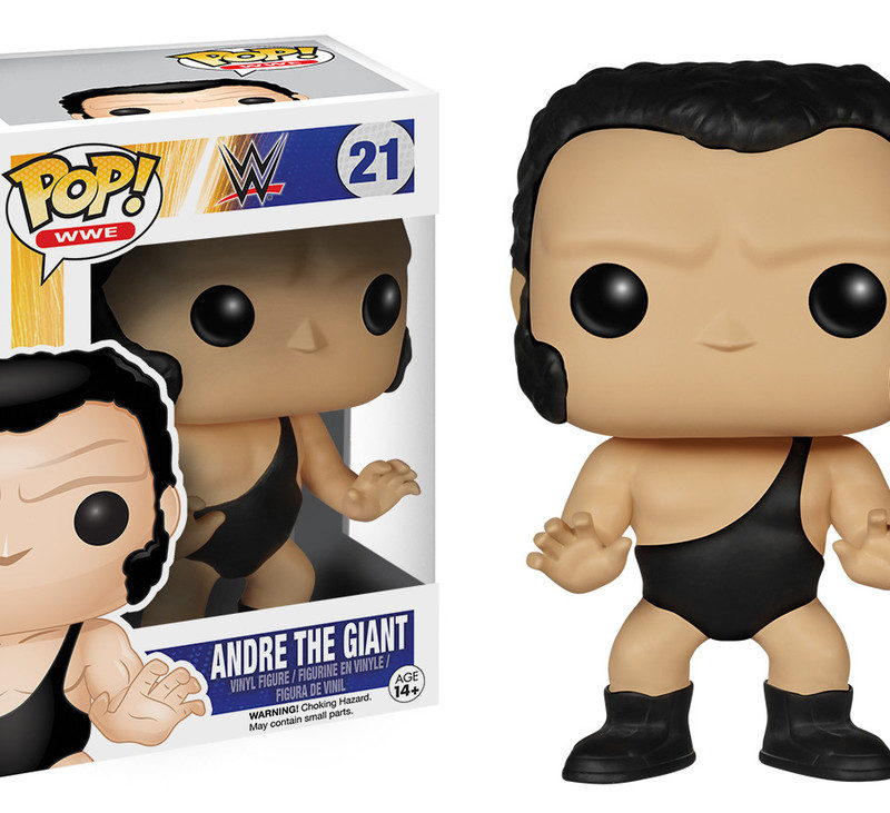 Funko Pop Wrestling WWE Andre the Giant 21