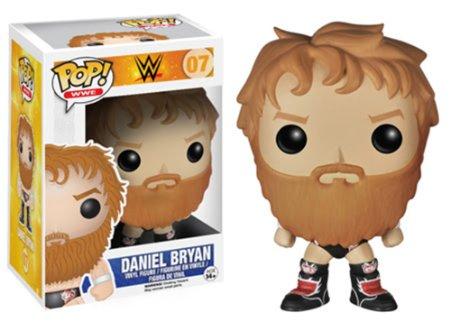 Funko Pop Wrestling WWE Daniel Bryan 07