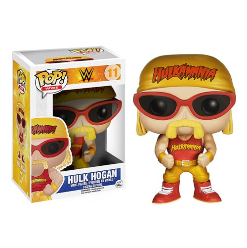 Funko Pop Wrestling WWE Hulk Hogan 11