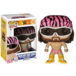Funko Pop Wrestling WWE Macho Man Randy Savage Purple Bandana 10