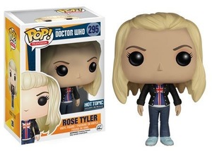 ROSE TYLER FUNKO POP TV DR WHO 295