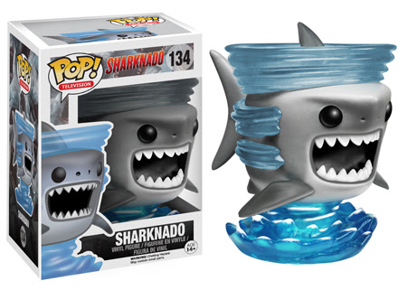 SHARKNDO MOVIE SDCC BLOODY FUNKO POP EXCLUSIVE 134