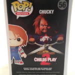Childs Play 2 Brad Dourif Autographed CHUCKY Funko Pop Vinyl Figure