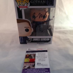 Gotham James Gordon JSA Certified Signed By Benjamin Mckenzie Funko Pop