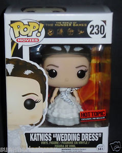 KATNISS 'WEDDING DRESS' PRE-RELEASE EXCLUSIVE #230