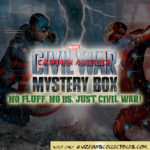marvel civil war mystery box product featured image