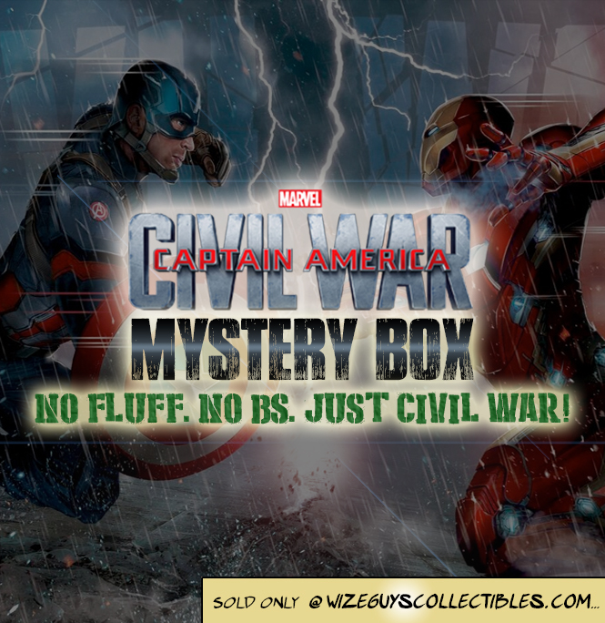 Civil War Mystery Box