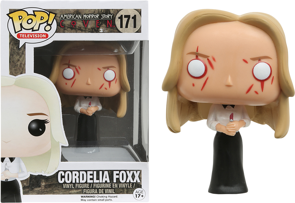 Scarred Cordelia Foxx Ht Excl 171 Wize Guys Collectibles