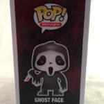 Scream Roger Jackson & Skeet Ulrich Autographed Ghostface Funko