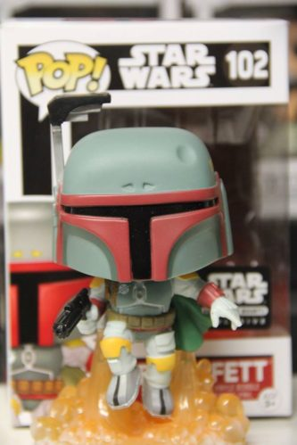 BOBA FETT SMUGGLERS BOUNTY EXCLUSIVE