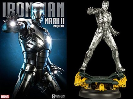 Sideshow Marvel Iron Man Mark II 2 1/4 Scale Statue