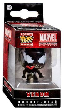Venom Pocket Pop Keychain