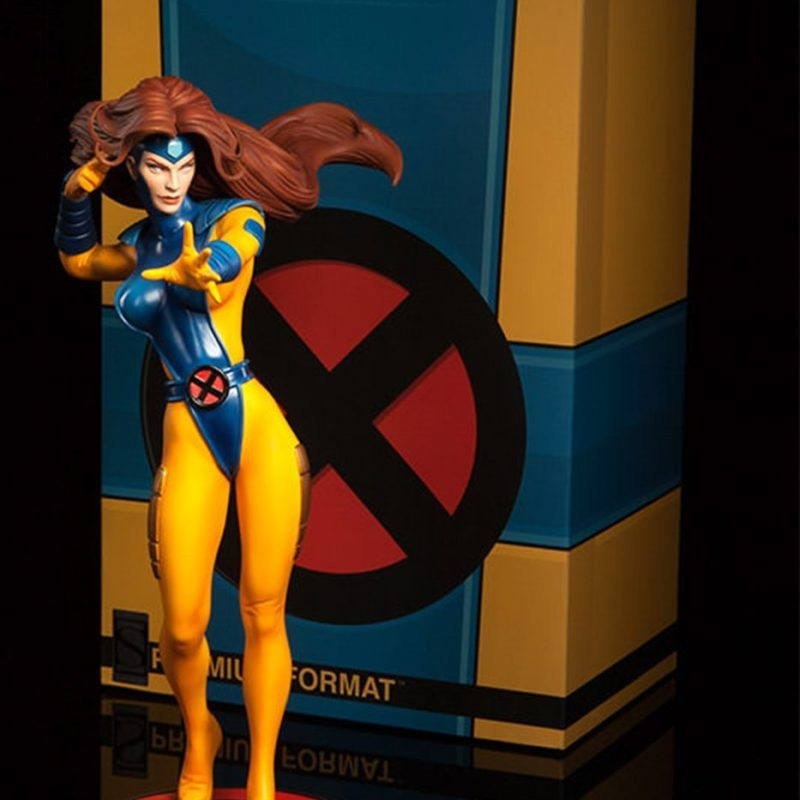 X-MEN JEAN GREY SIDESHOW COLLECTIBLES STATUE MARVEL COMICS