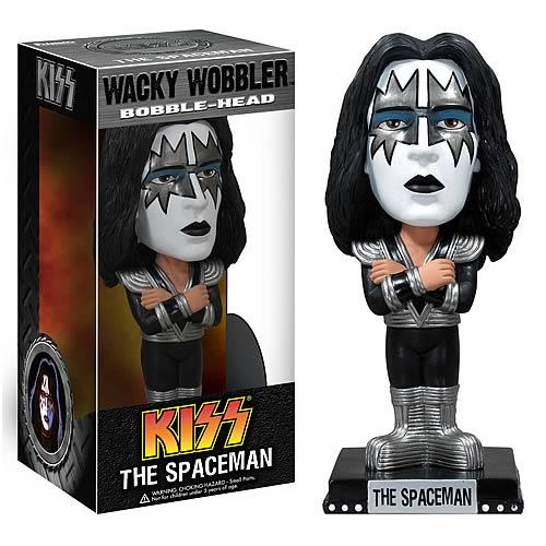 ACE FREELEY KISS BOBBLEHEAD