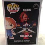 "Chucky Childs Play 2 Brad Dourif Autographed ""F#ck You"" CHUCKY Funko Pop"
