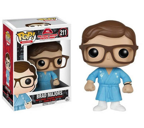 Rocky Horror Picture Show Brad Majors Funko Pop