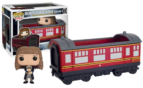 HOGWARTS EXPRESS CARRIAGE HERMIONE GRANGER